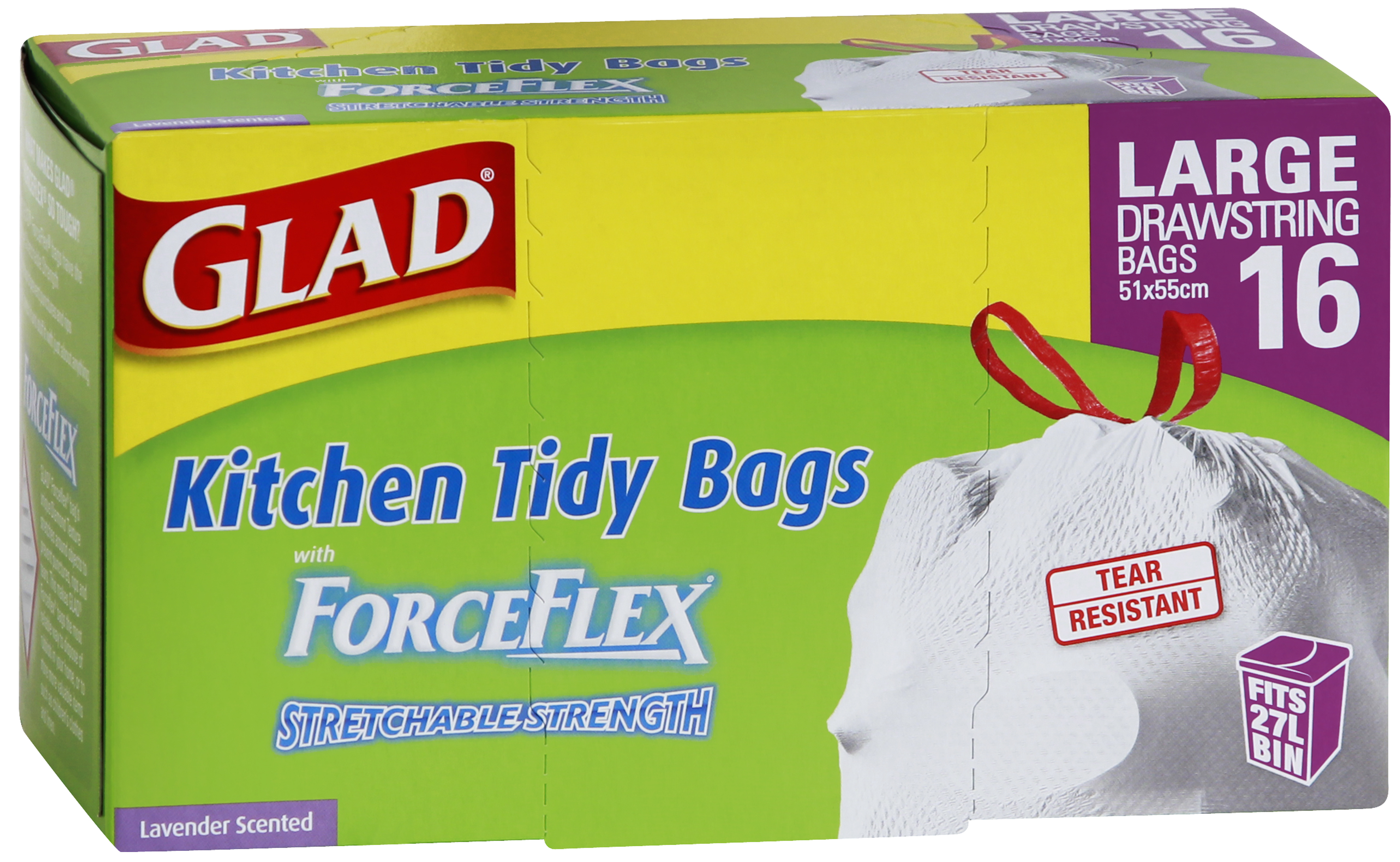 how to use kitchen tidy bags