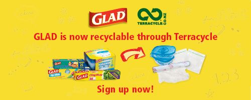 Join the GLAD Food Storage Brigade