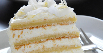 Lemon Freezer Cake