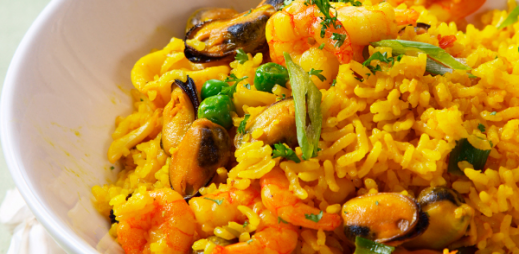 Quick n' Easy Paella