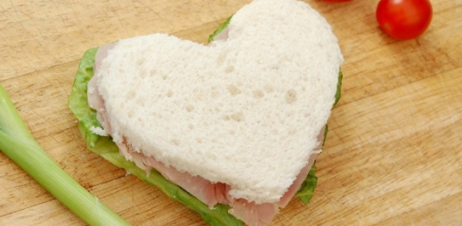 Fun Shape Sandwiches