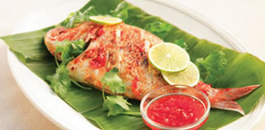 Whole Chilli Snapper