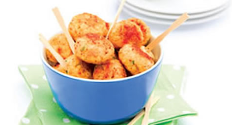 Cocktail Turkey Bites