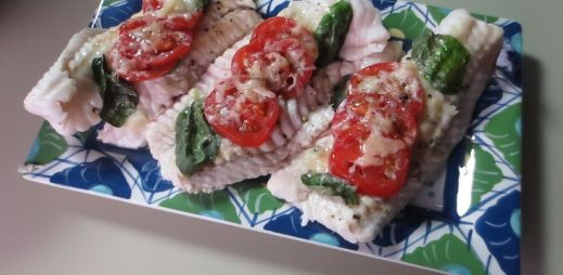 Better Living Extras: Grilled Mediterranean Fish