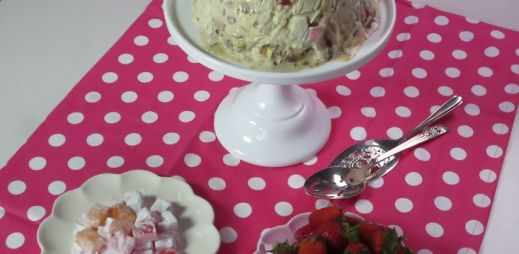 Better Living Extras: Summer Ice Cream Pudding