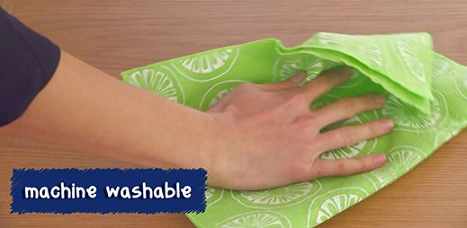Big Chores Made Small - Soak Spills CHUX® Absorbent cloth