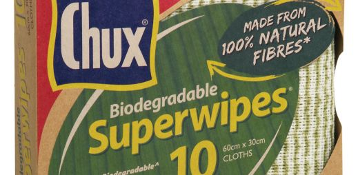 CHUX® Biodegradable Superwipes® Cloths